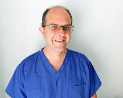 Consultant Radiologist Dr Harvey